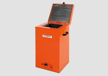 Schweißelektrodentrockner Schweißpulvertrockner SET 10