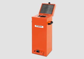 Schweißelektrodentrockner Schweißpulvertrockner SET 2
