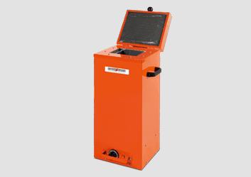 Schweißelektrodentrockner Schweißpulvertrockner SET 4