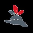 Icon Responsibility rot-grau