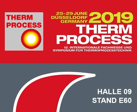 Thermprocess 2019 - Messe für Thermoprozesstechnik