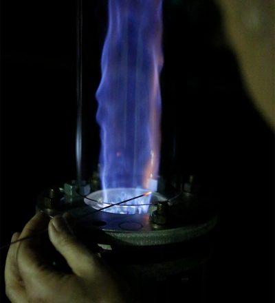 2-flamme-temperaturmessung